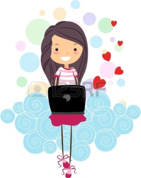 8635569-illustration-of-a-girl-chatting-with-someone-through-her-laptop