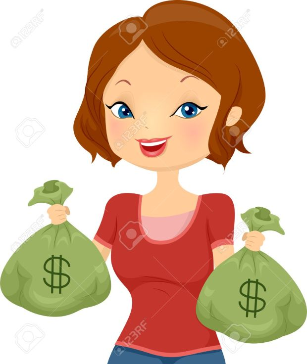 29410255-Illustration-of-a-Pretty-Girl-Carrying-Cash-Bags-Stock-Vector.jpg