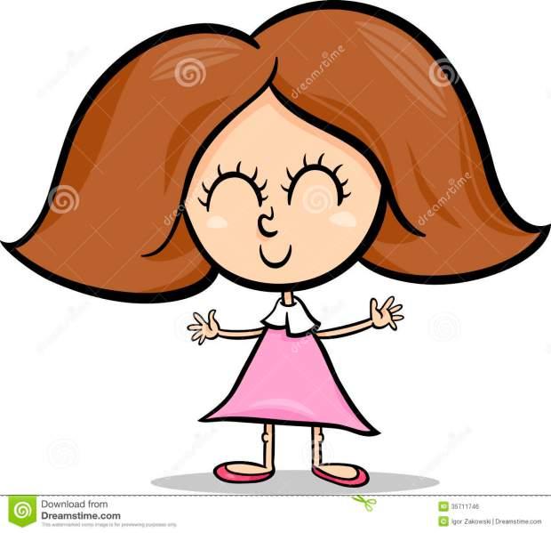 cute-little-girl-cartoon-illustration-happy-35711746