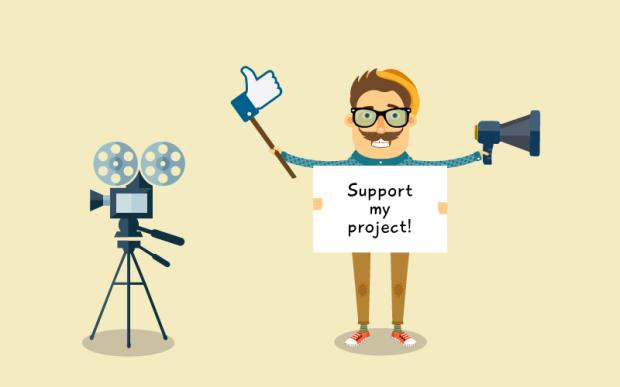 Self-PR-Film-makers